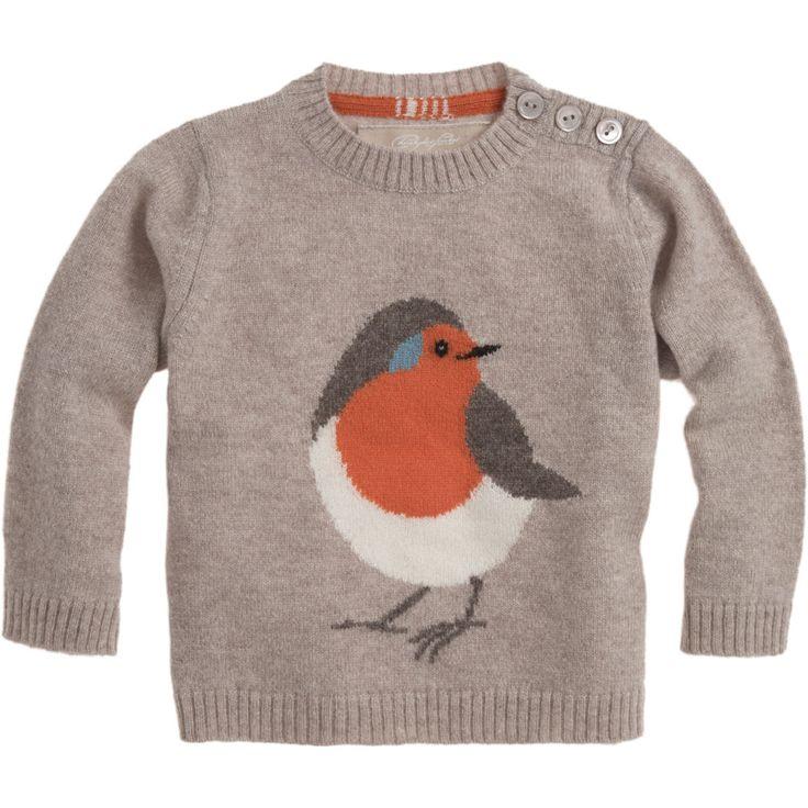 CHRISTOPHER FISCHER  Robin Sweater
