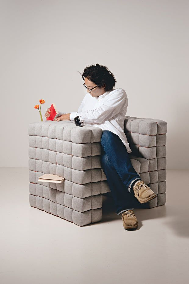 a book about bookshelves! how cool is that.. this one is particularly cool..