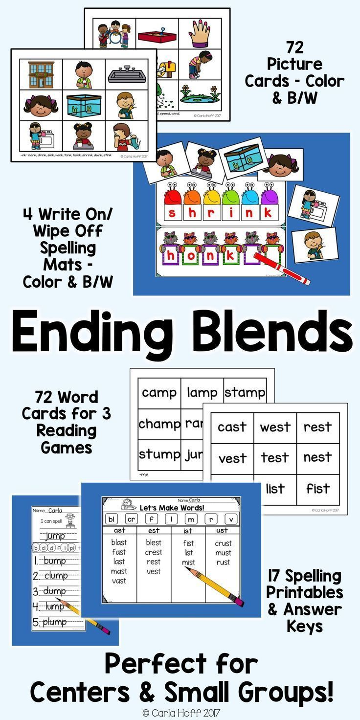 5 letter words ending in ce 25 best ideas about consonant blends on 16411