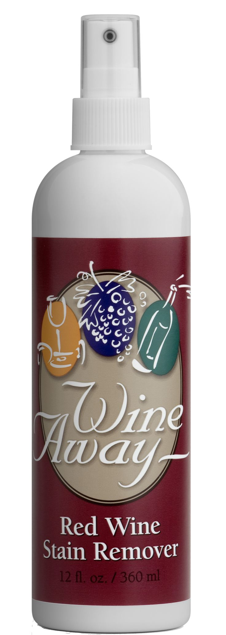 Wine Away makes removing red wine stains easy!  #redwinestains #wineaway #redwinestainremover #wineaccessory #stainremoverkit #hatewinestains