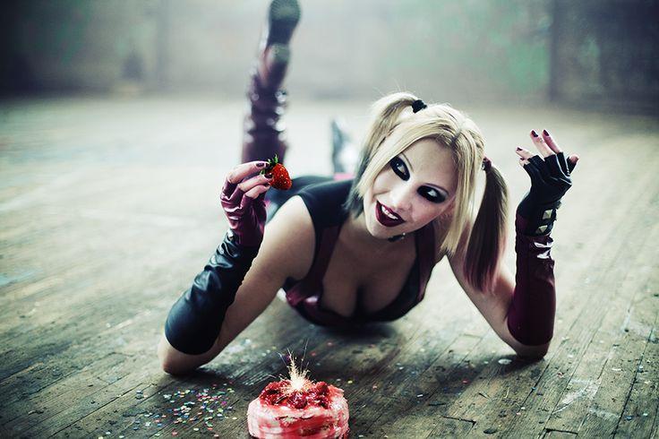 Harley Quinn by Fiora-solo-top.deviantart.com on @deviantART