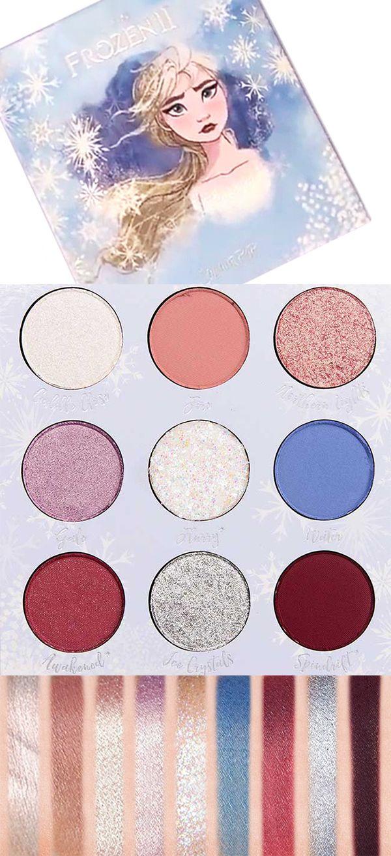 Colourpop x Frozen II Elsa Eyeshadow Palette by Colourpop #21