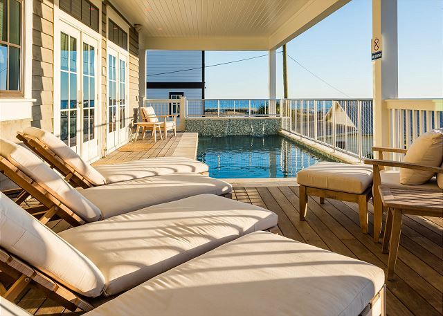 Grayton Beach Bella Waves Sleeps 20 Second Floor Private Pool