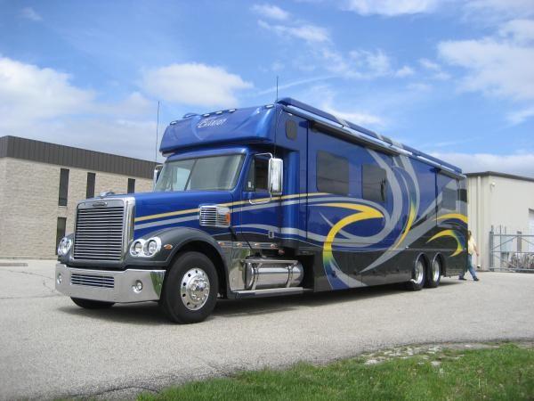 1000 images about truck conversions on pinterest a well for Peterbilt motor coach for sale