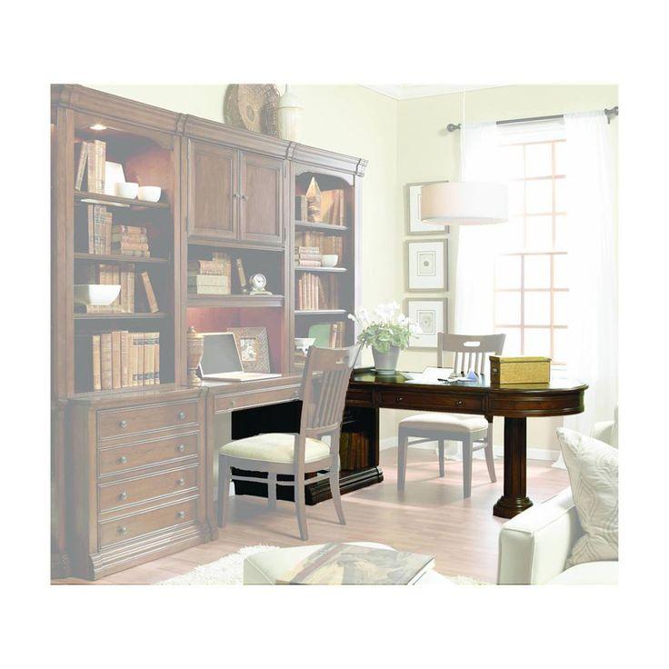 Hooker Furniture, Desks, Cherry Creek Partner Desk – Benjamin Rugs & Furniture