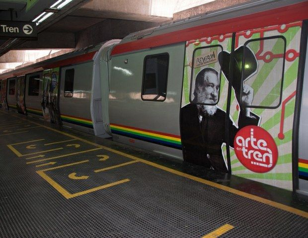 #Obras de Armando Reverón viajarán en el Sistema Ferroviario Nacional #arte #Venezuela http://asesoresgroup.com/Farandula/f2/