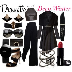 Deep Winter-Dramatic