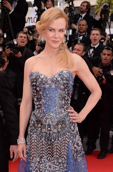 Nicole Kidman at Cannes Film Festival 2014 #hairhunter
