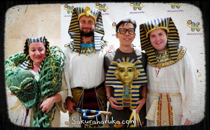 KidsFest 2014 Horrible Histories Awful Egyptians Live Performance @ DBS Arts Centre #family #shows #books #kids #read #singapore #thingstodo #kidsfest #parenting