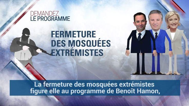Renseignement, police aux frontières… ce que propose les candidats pour lutter contre le terrorisme