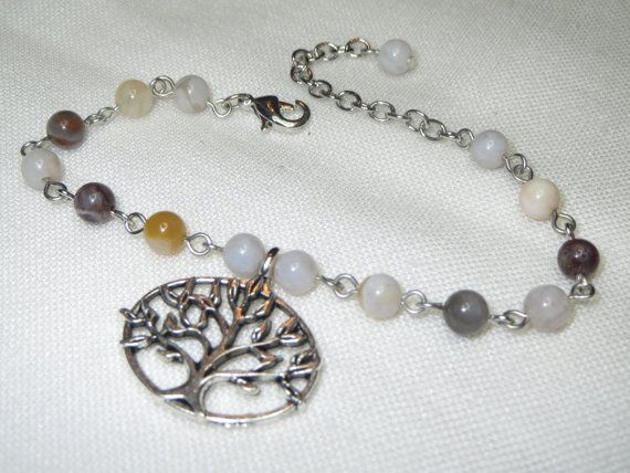 Tree of Life Jewelry Tree Bracelet Tree of Life Charm by Thielen