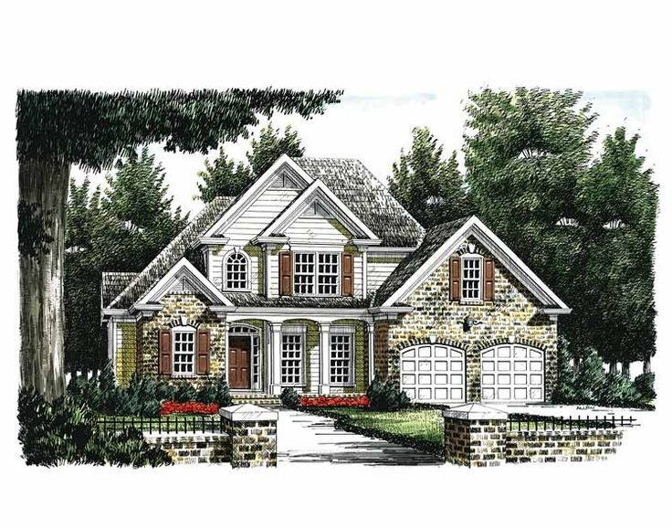 47 best House plans images on Pinterest Small house plans Small
