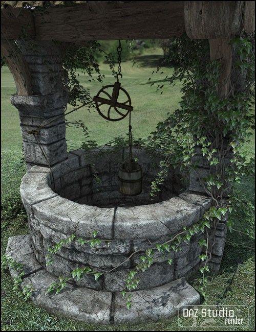 wishing wells | Old Village Wishing Well
