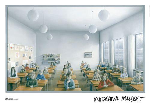Moderna Museet Webbshop - Peter Tillberg Är du lönsam lille vän?