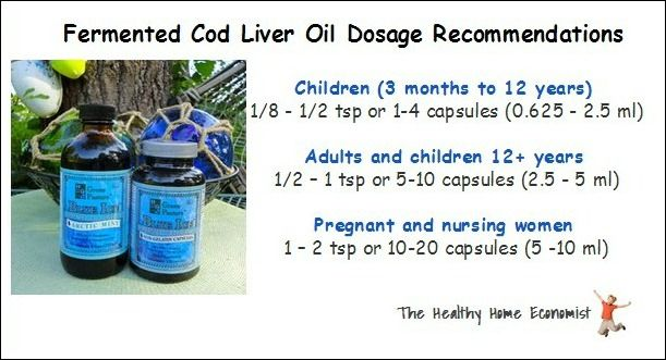 Doctor's Orders: Your Family Needs Fermented Cod Liver Oil