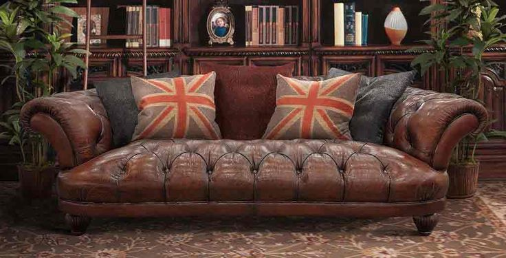 The Exminster Sofa Made By Tetrad International In An Exclusive Aged Hide  Leather Or Normal High Quality Leather. See It At Our Bangkok Showroom Or  At DFS ...