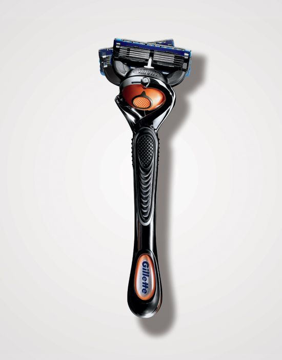 Gillette Fusion ProGlide Manual Razor with FlexBall Technology http://www.menshealth.com/grooming/best-beard-products/slide/5