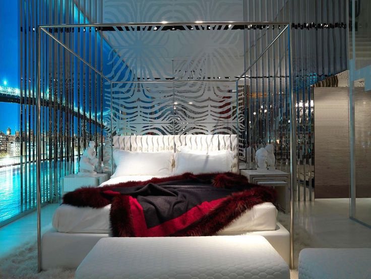 Flamboyant Living Roberto Cavalli Interiors