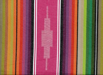 Southwest Stripe Apparel Cotton Pink Employee Favorite!