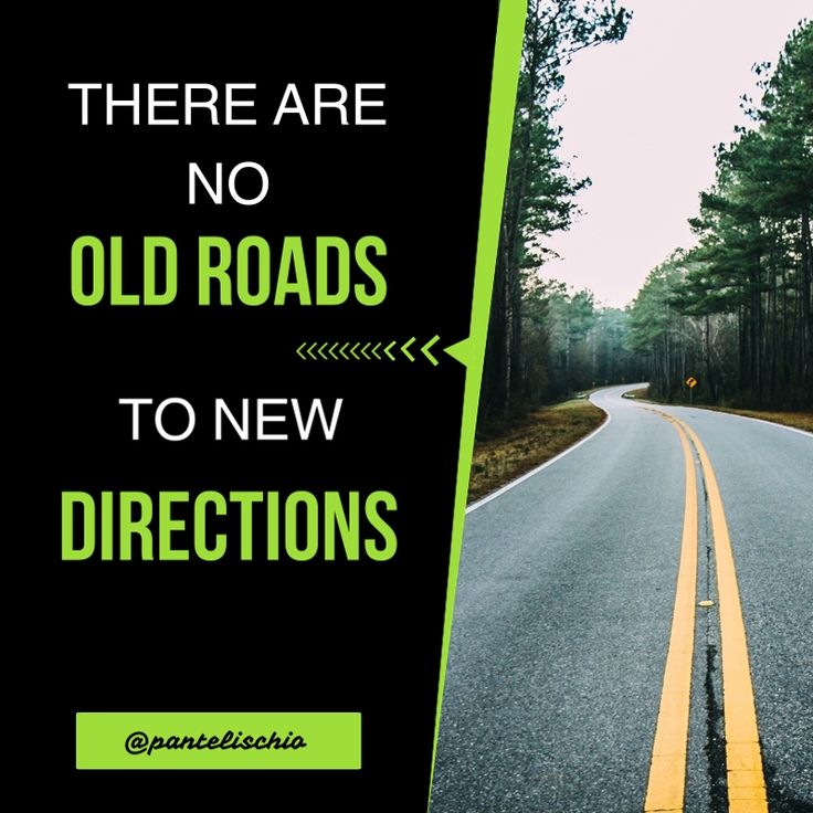 There are no old roads to new directions #quote #motivationquotes #motivation #motivational #quotes