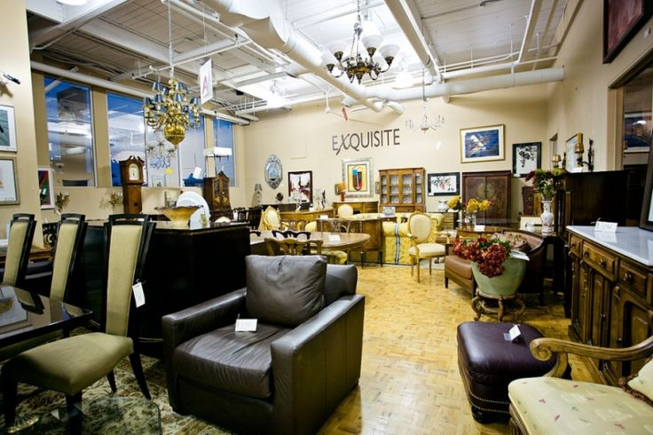 Where to buy second-hand furniture in Toronto