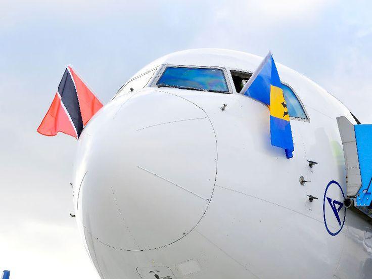 Condor relie Munich à Trinité-et-Tobago et la Barbade