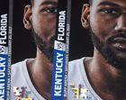 UK Kentucky Wildcats Florida Basketball Tickets UPPER Level Rupp ARENA Gators