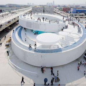 Denmark Pavilion – Shanghai Expo 2010 – Exterior