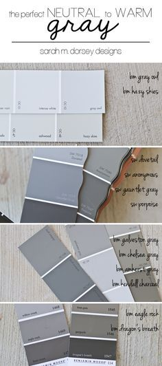 Sarah Dorsey's opinion on How to Pick the Perfect Gray Paint Color