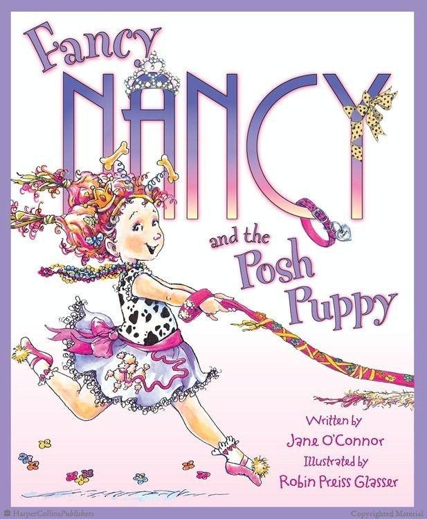 browse inside fancy nancy and the posh puppy by jane oconnor illustrated by - Fancy Nancy Halloween