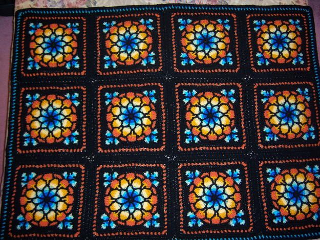 Free Stained Glass Afghan Pattern | post-15073-135897777483.jpg