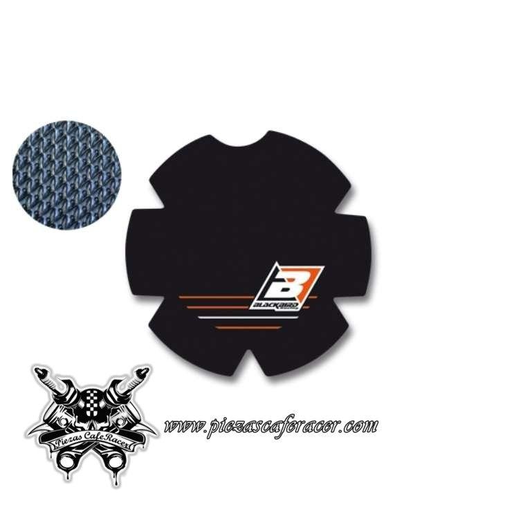 14,7€ - ENVÍO GRATIS - Adhesivo Protector Tapa Embrague Moto Marca Blackbird Para Ktm Exc-F 250 08-16 Sx-F 250 07-15
