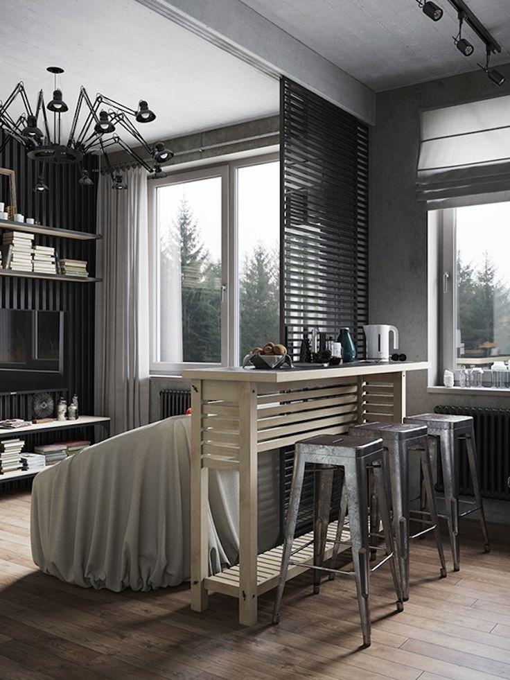 estilo-industrial-apartamento-com-decoracao-conceitual-denis-Krasikov-12 estilo-industrial-apartamento-com-decoracao-conceitual-denis-Krasikov-12