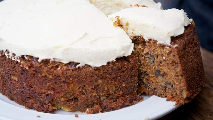 Monday Morning Cooking Club Carrot Cake