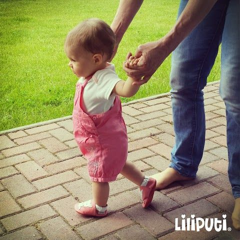 #liliputistyle #softleathershoes #firststeps #babyshoes