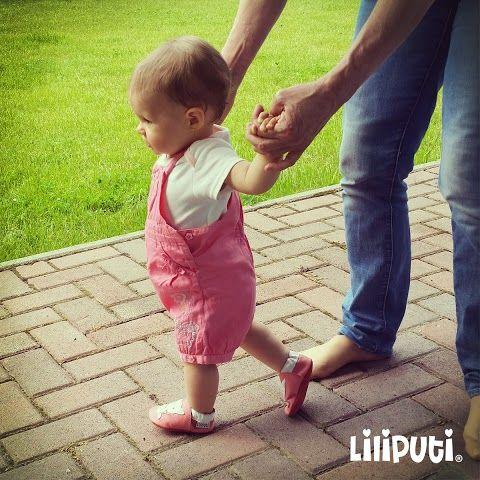 #liliputistyle #softleathershoes #firststeps #babyshoes