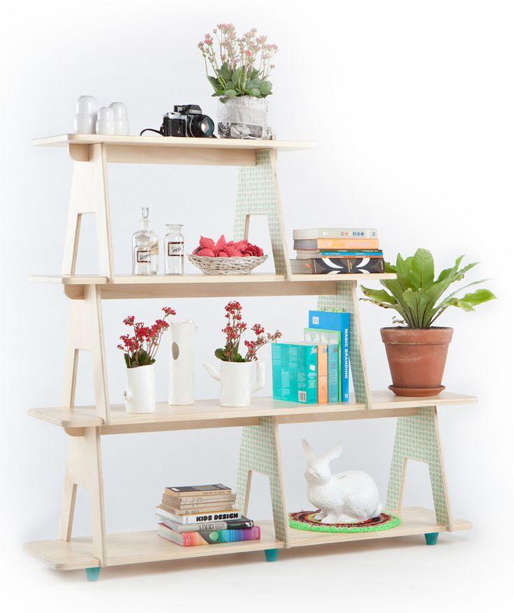 Repisa Modular - Hecha en madera y con estampado. $975.000 COP (Envío gratis). Cómprala aquí--> https://www.dekosas.com/productos/hogar-decoracion-vida-util-repisa-detalle