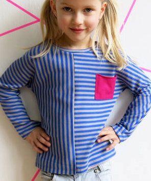 Fledermaus-Shirt für sylishe Mädels - Anleitung aus Makerist.de