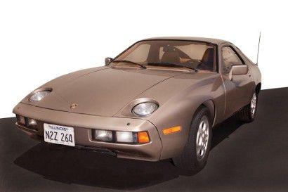 Cruise's Risky Business Porsche set for $60,000 auction