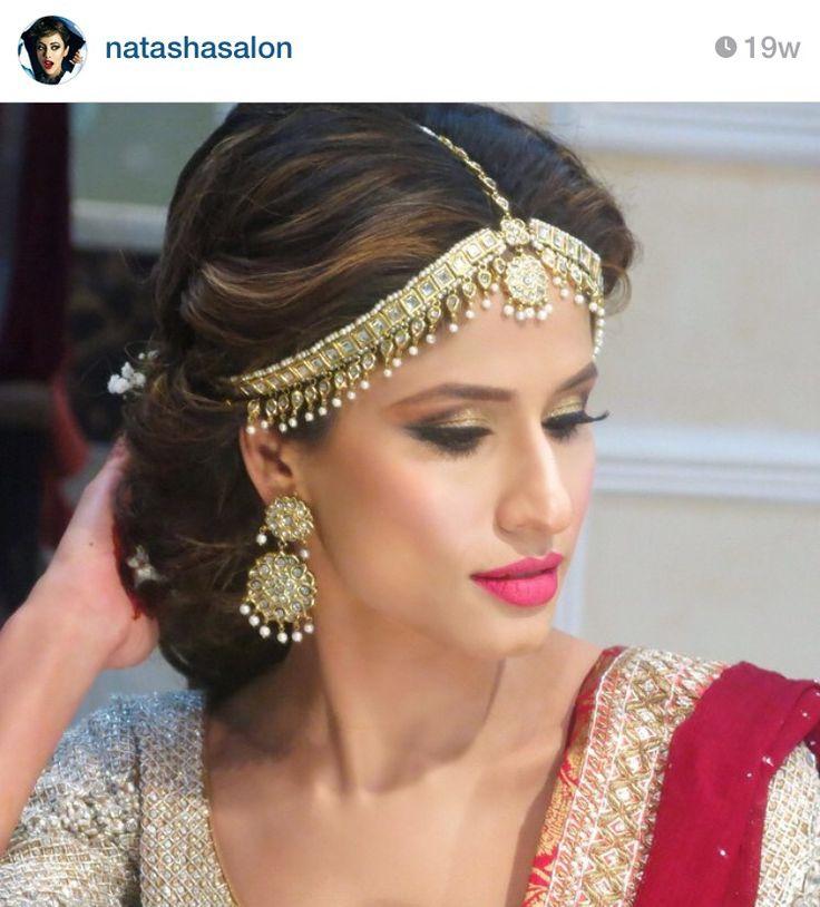 217 Best Matha Patti Images On Pinterest Bride Indian