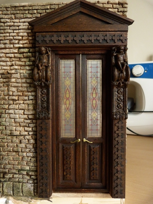 120 Best Dollhouse Windows Amp Doors Images On Pinterest