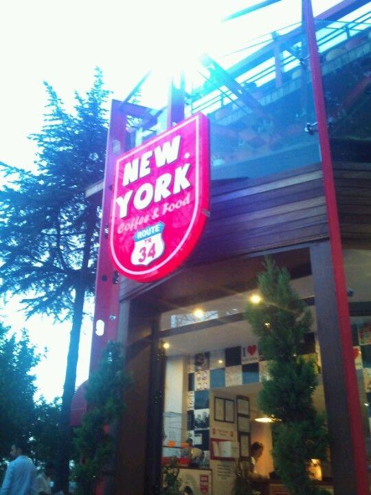New York Cafe & Food en Pendik, İstanbul