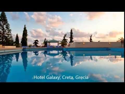 Hotel Galaxy, Creta, Grecia