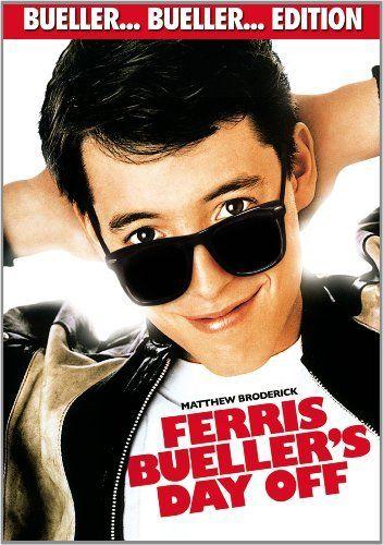 Ferris Bueller's Day Off. Matthew Broderick