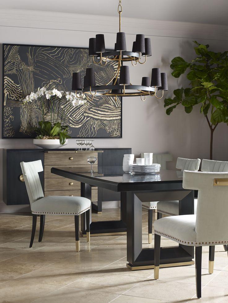 Futura Dining Table 1760 20 Finish 900 EbonyAnt