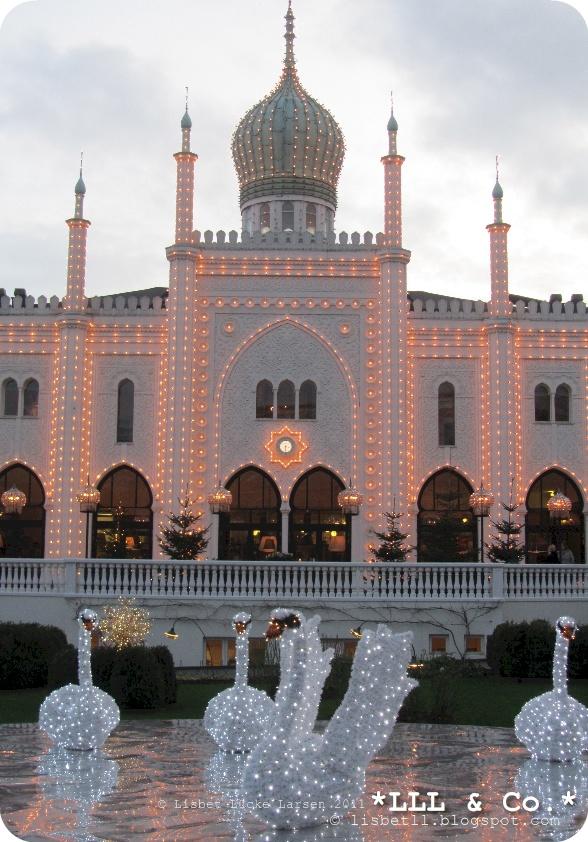 Russian Christmas * TIVOLI 2011 [Amusement park in the heart of Copenhagen - the Capital of Denmark