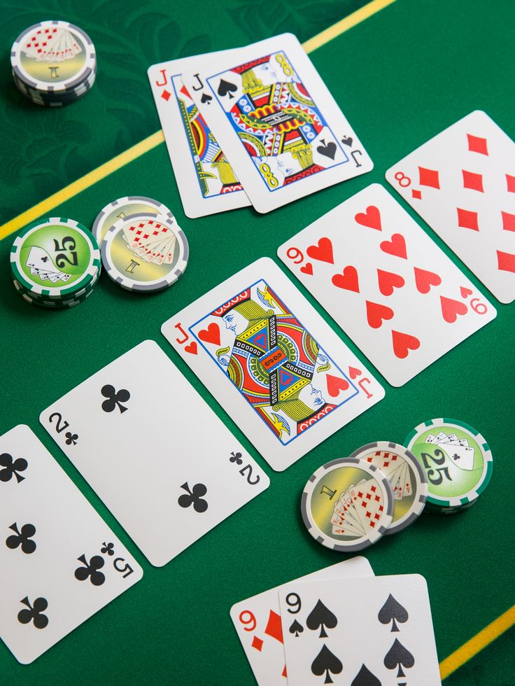Three of a Kind! - Check out our inventory of poker supplies and all your gaming needs.