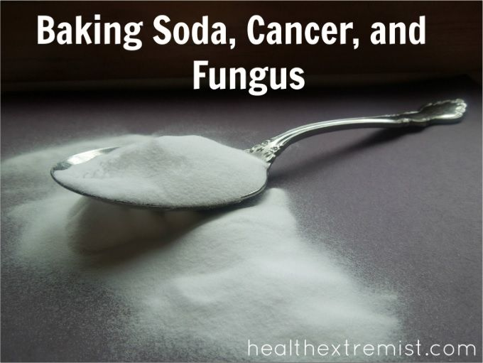 Baking Soda for Cancer Prevention and Treatment - Health Extremist