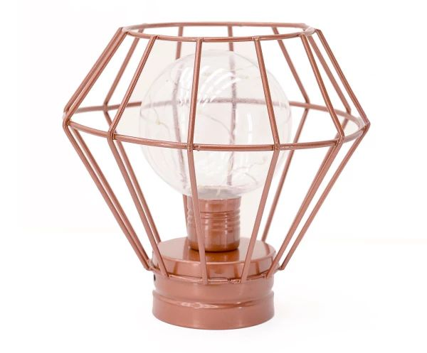 "Lampa stołowa LED ""Alberto"", Ø 15, wys. 15 cm"