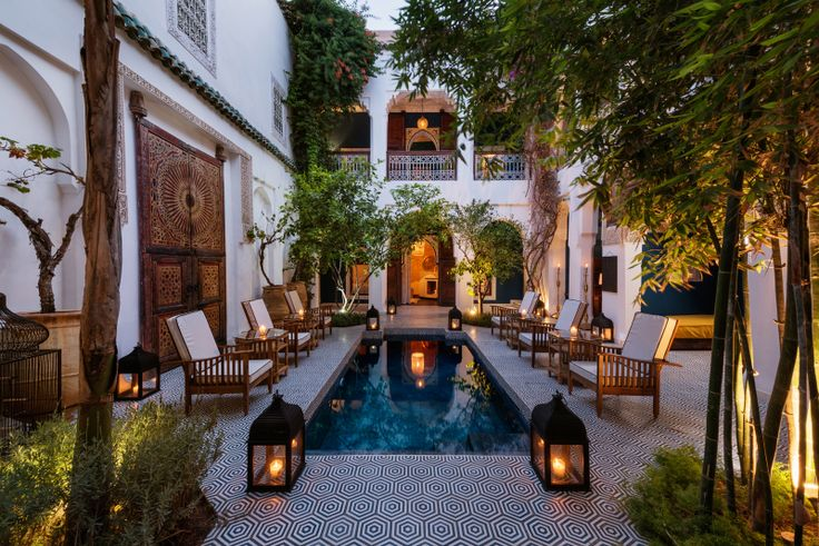 Beautiful Moroccan Riads (Part 1)